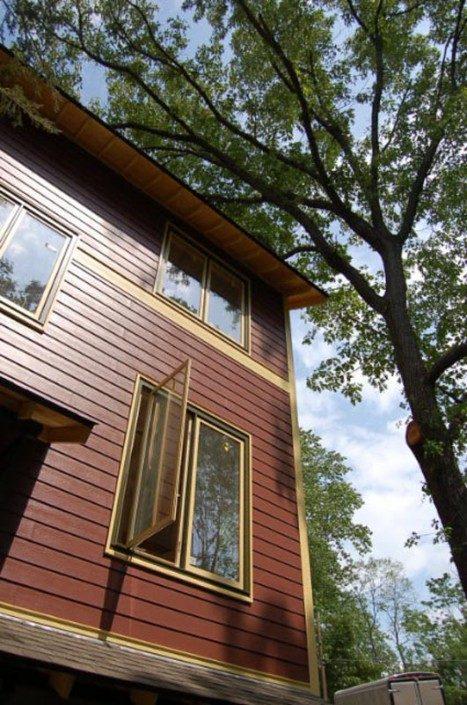 Exterior | Green Built | WNC