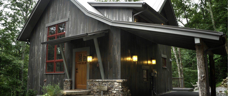 Jade mountain builders custom green builders asheville nc for Asheville mountain homes