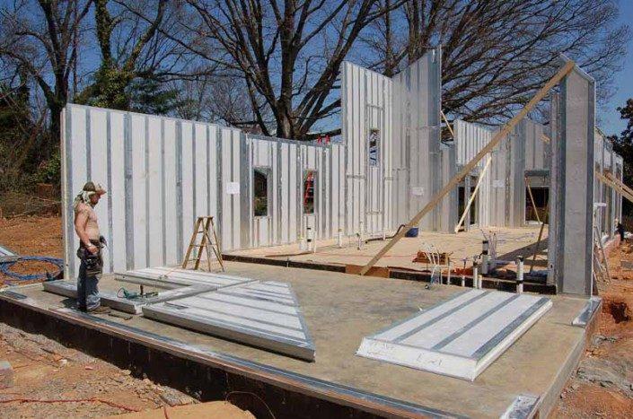 Sustainable House   Asheville NC