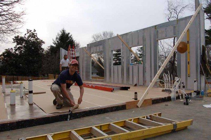 Foundation   Jade Mountain Builders   Asheville NC