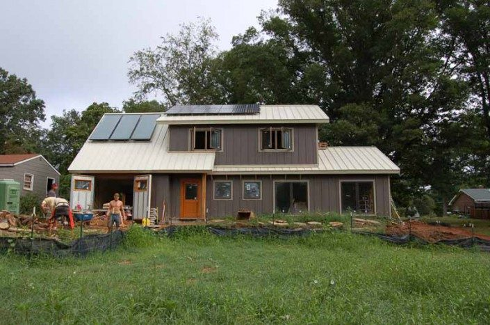 Solar Panels | Green Home | WNC