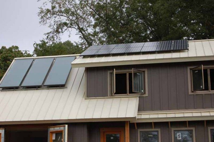 Solar Panels   Green Home   WNC