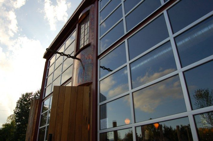 Floor to Ceiling Windows | Troy & Sons | Green Building