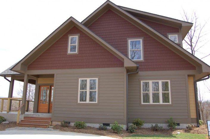 Green Home Asheville NC