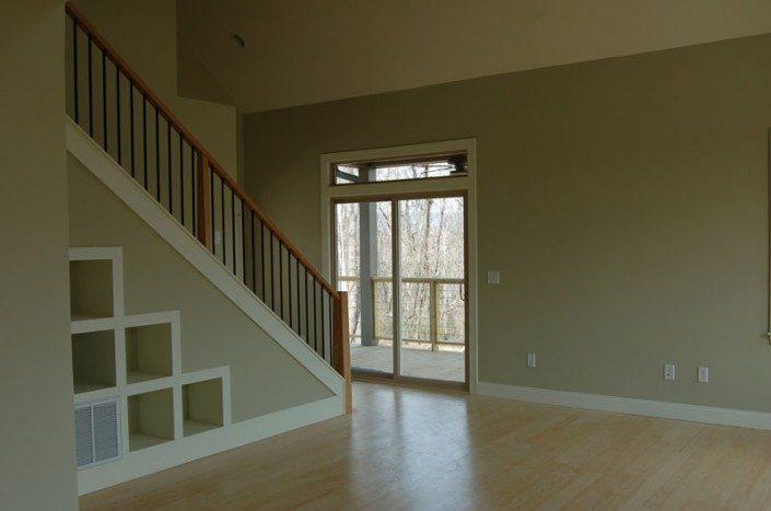 Built In Shelves | Green Home Asheville