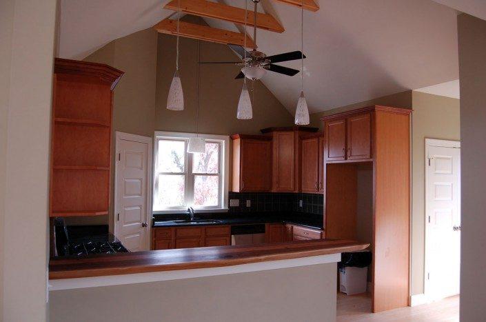 Kitchen | Green Home Asheville