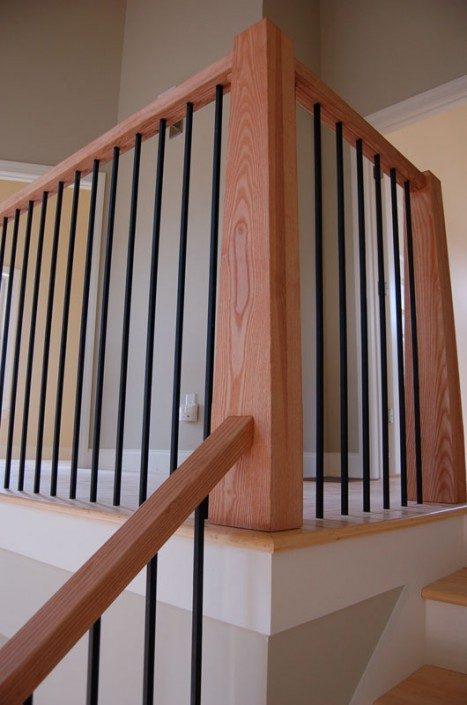 Staircase | Green Home Asheville
