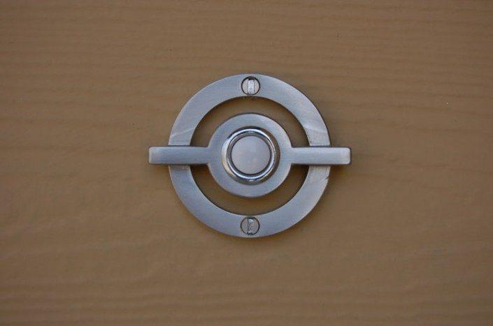 Doorbell Green Home Asheville