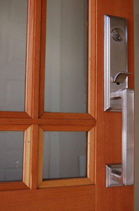 Door Green Home Asheville