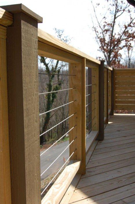 Deck Green Home Asheville
