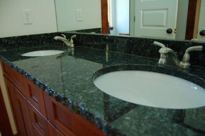 Bathroom Vanity | Green Home Asheville