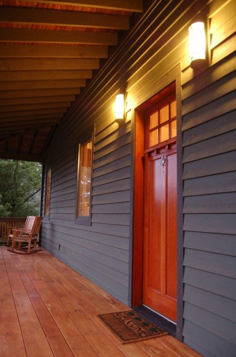 Solid Wood Door | Green Home | WNC