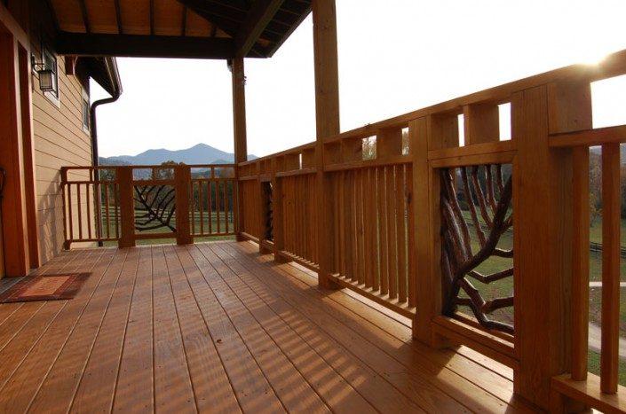 Deck Detail | Green Built | NC