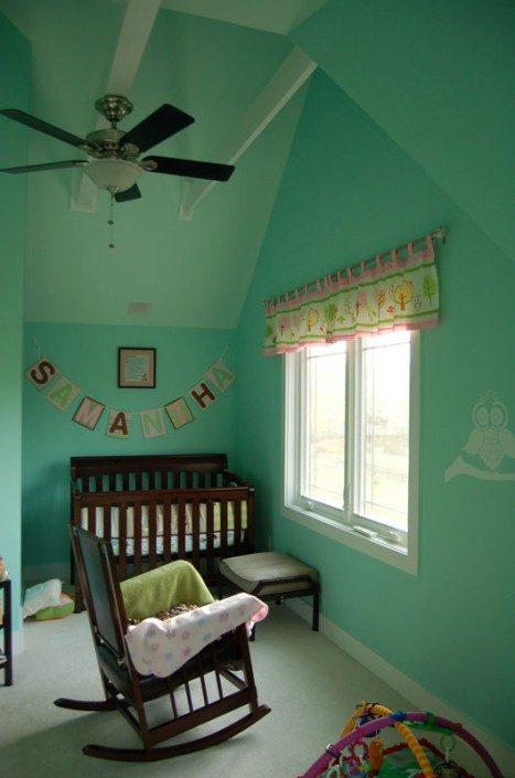 Baby Room   Green Built   NC