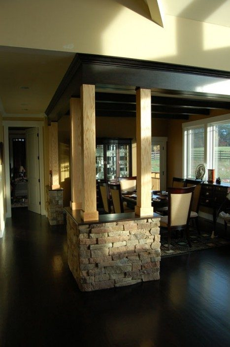 Dining Room | Asheville NC | Green Built