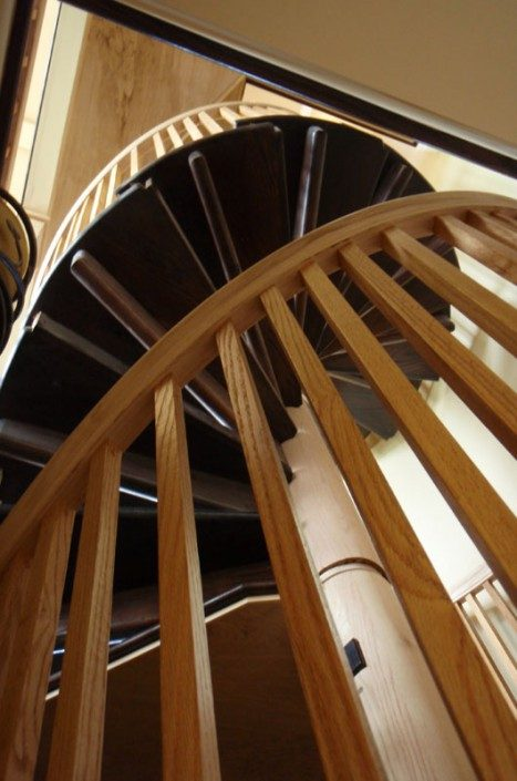 Making of Spiral Staircase   Jade Mountain Builders