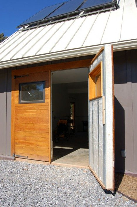 Garage   Jade Mountain Builders   WNC