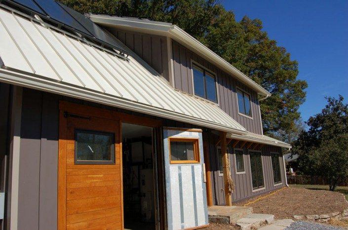 Barn Doors   WNC   Jade Mountain Builders