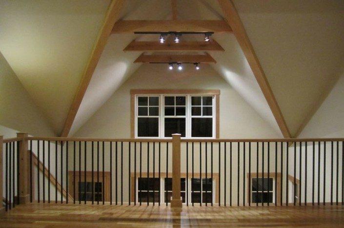 Loft | Sustainable Home | Asheville