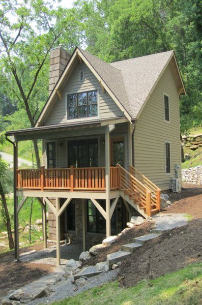 Sustainable Home | Asheville NC | Builders
