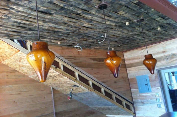 Light Fixtures | Troy & Sons | Green Building