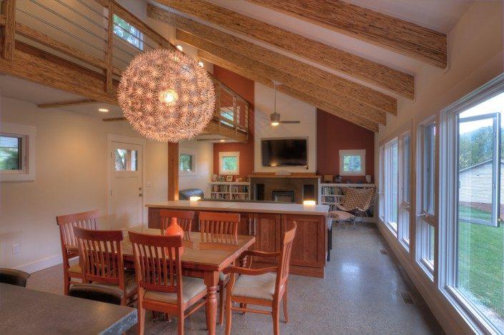 Vandemusser jade mountain builders for Leed platinum home