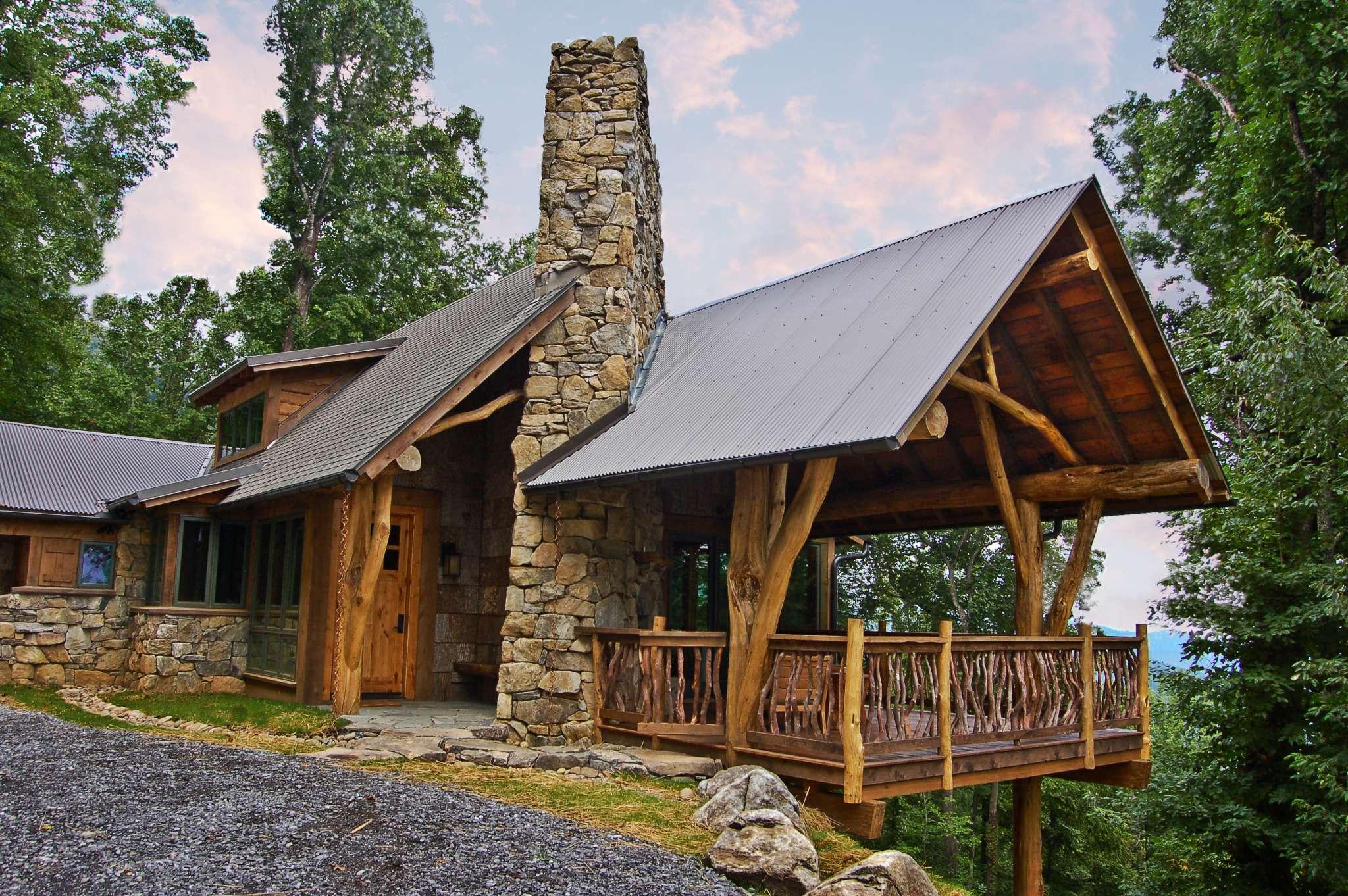 Whisper mountain hillside house jade mountain builders for Hillside homes