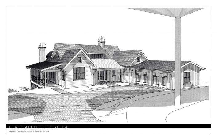 farmhouse asheville modern